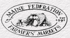 Maine Federation of Farmer's Markets logo